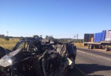 Fatal Accident claims 2 along Mutare Road - PHOTOS