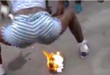 Man BURNS wife's PUNANI after he CAUGHT HER POKING his Brother