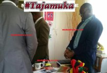 More pictures of #ThisFlag Pastor Evan Mawarire in Police Custody