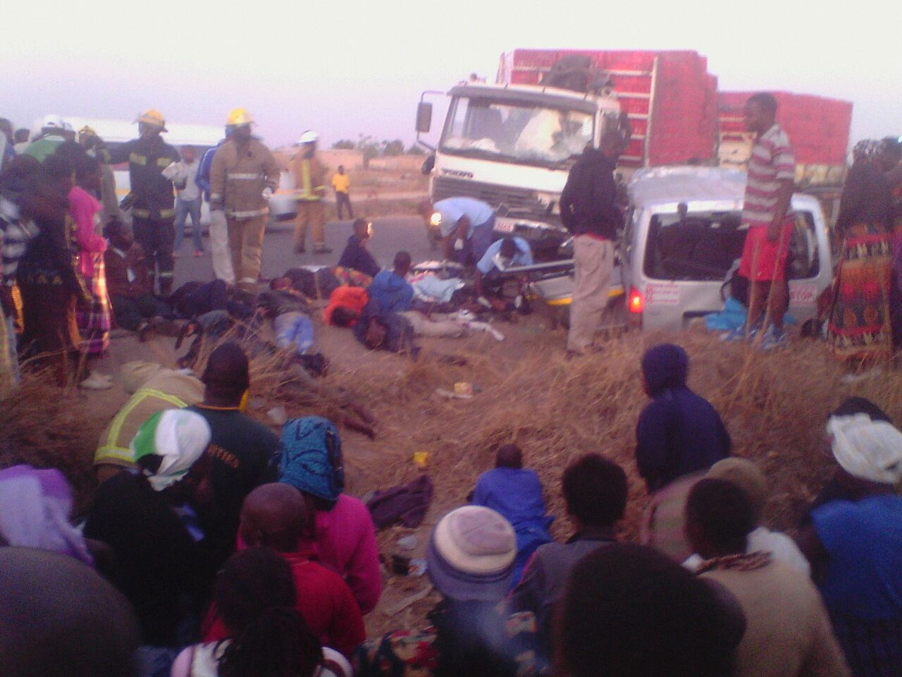 irvines accident in pictures makuhwa